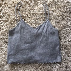 Cute cropped Urban Outfitters tank!